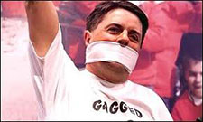 Nick Griffin English Defence League