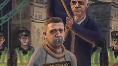 Tommy Robinson How They Rule Ya