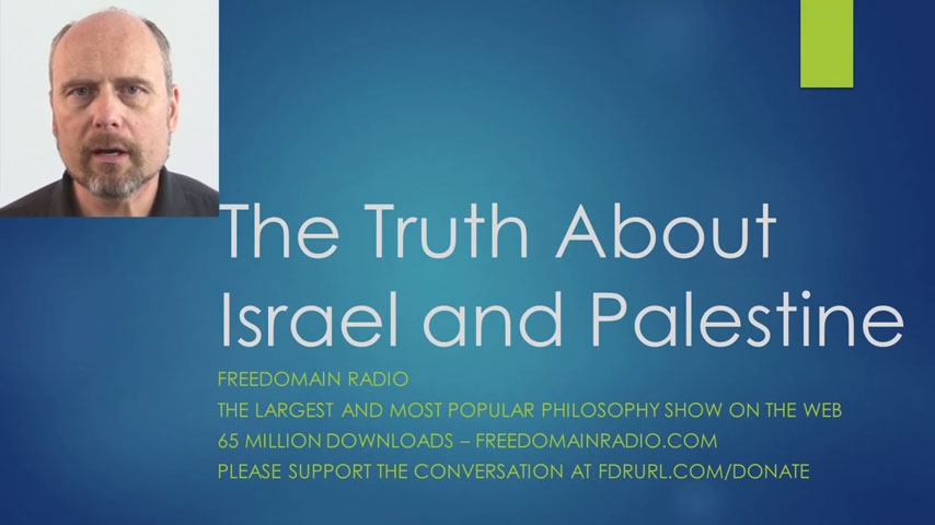 Truth about Palestine & Israel