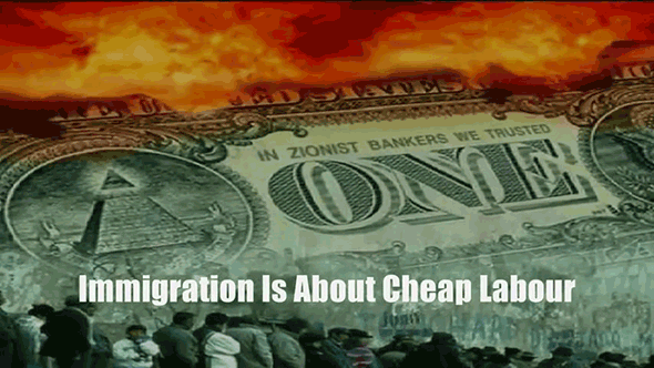 Immigration is for cheap labour